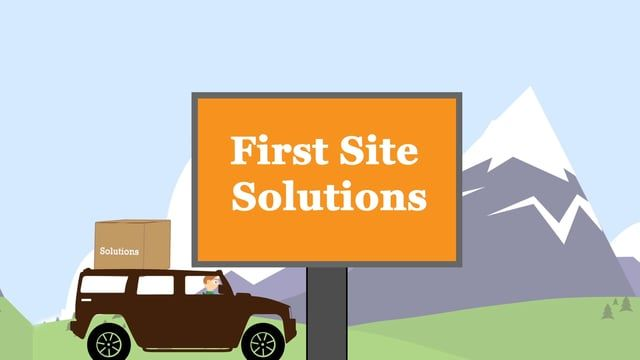 First Site Solutions is devoted to the success of your online business. Our passion is working on helping people to get actionable digital based solutions to Internet marketing, online business establishment and development.