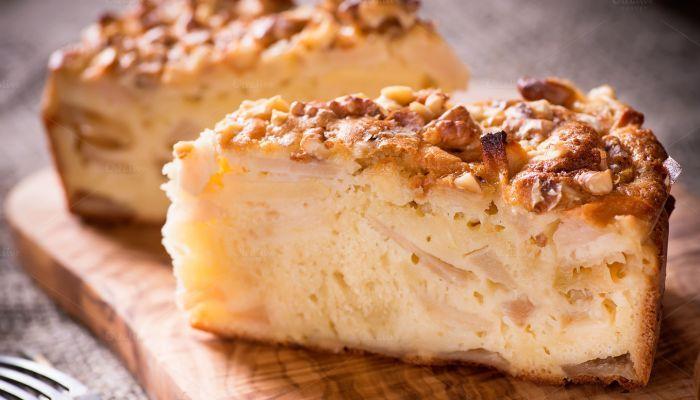 Torta di mele vegan: la ricetta senza latte, burro e uova