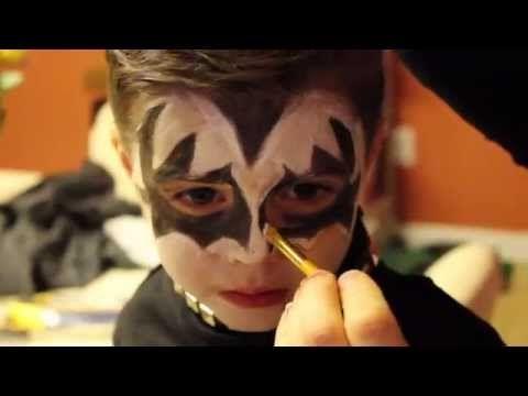 Tutorial trucco Halloween bambino - VideoTrucco