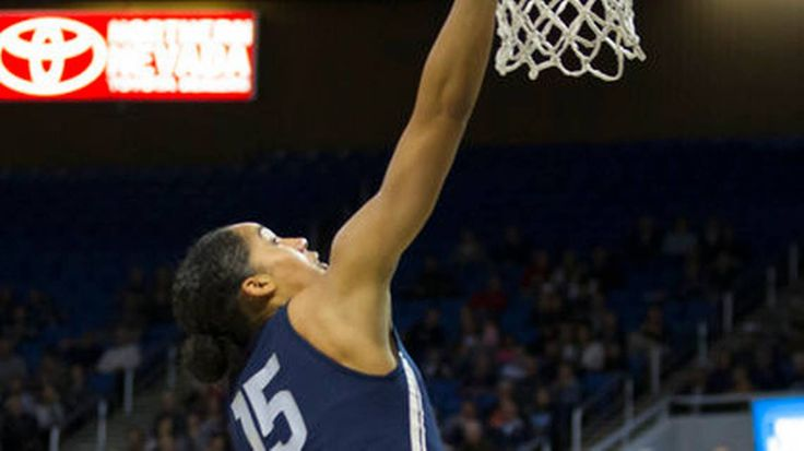 Kia Nurse scored 27 points, hitting all eight of her 3-point attempts, and Gabby Williams added 18 points in her homecoming to help No. 1 UConn beat Nevada 88-57.