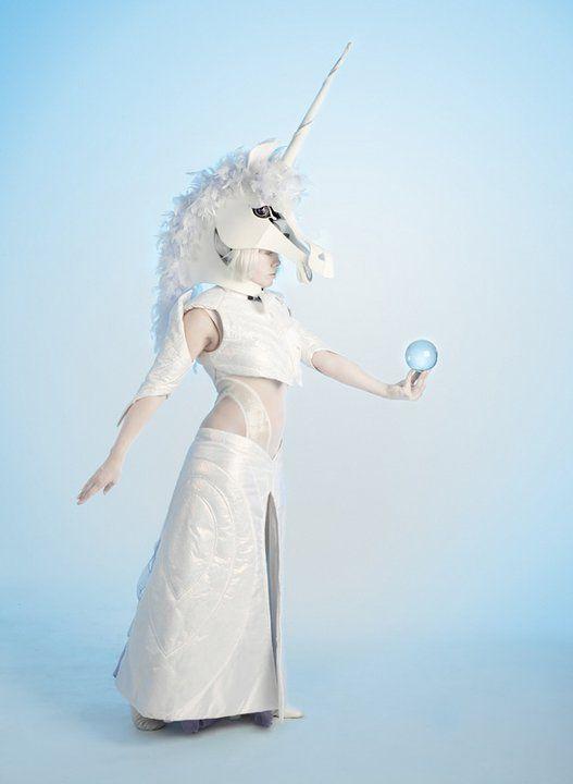 Unicorn - Walkabout Animal & Characters Act