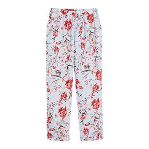 Pyjamasbyxa+i+satin+-+Lindex