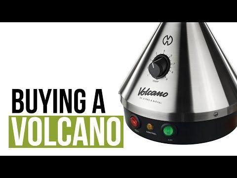 Volcano Vaporizer Buyer's Guide