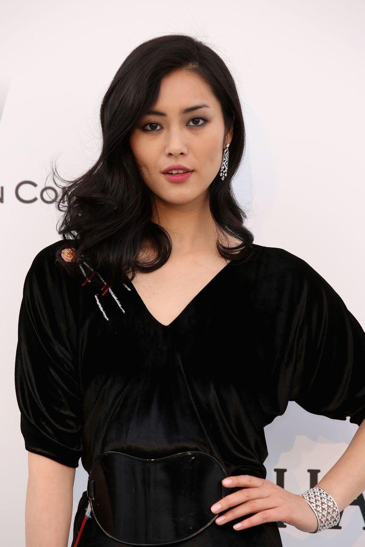リウ・ウェン(Liu Wen)、ハリー・ウィンストン(Harry Winston) #Cannes2015