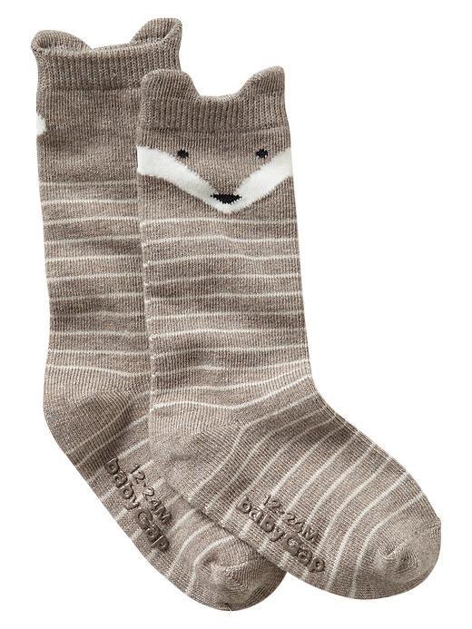 gap little fox socks Puppies vs Babies