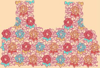 Saree Blouse Neck Designs Front & Back - Embdesigntube