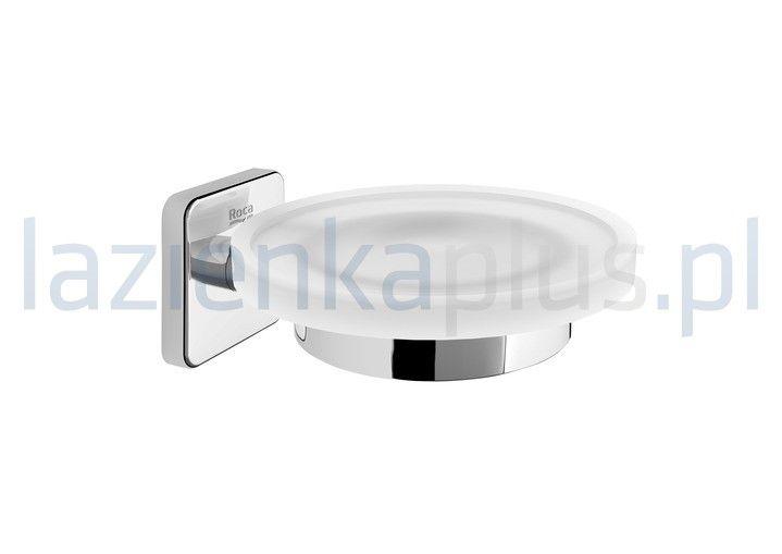 - mocowanie: do ściany- wymiary: 110 x 130 x 50 mm- materiał: szkło i metal- praktyczny dodatek do każdej łazienki - wyposażenie łazienki - Lazienkaplus.pl