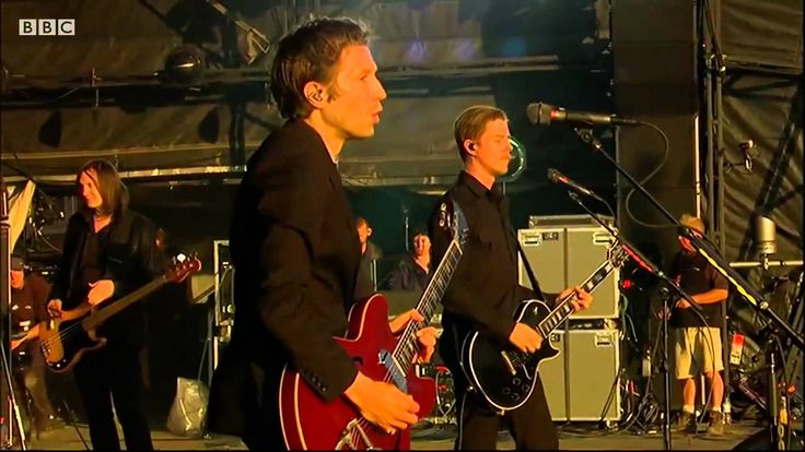 Interpol Live At Glastonbury 2014 Full
