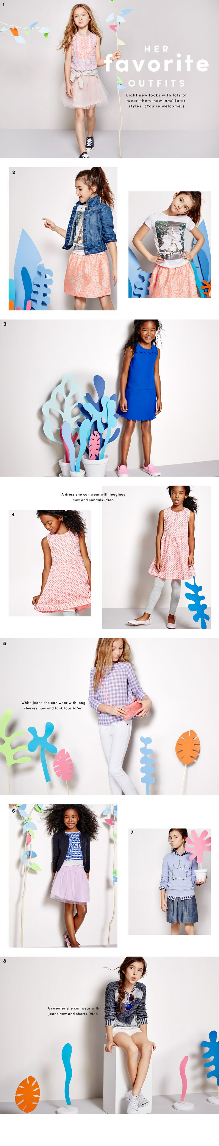 Girls' Clothing - Shop Everyday Deals on Top Styles - J.Crew Factory (Kids Top Fashion)