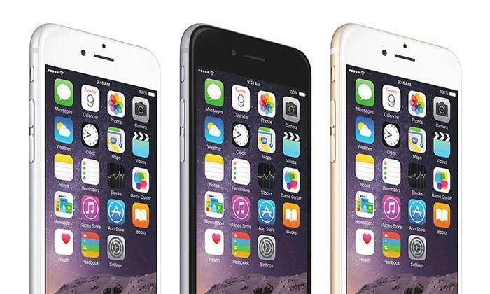 Apple iPhone 6 or 6 Plus 16GB, 64GB, or 128GB Smartphone: Apple iPhone 6 or 6 Plus 16GB, 64GB, or 128GB Smartphone (GSM Unlocked) (Refurbished)