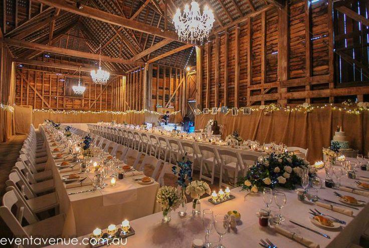 Wonderful Barn Wedding Idea, Wedding in a barn