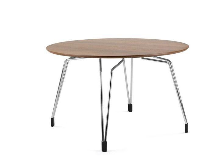 1000 ideas about table ronde en bois on pinterest table. Black Bedroom Furniture Sets. Home Design Ideas