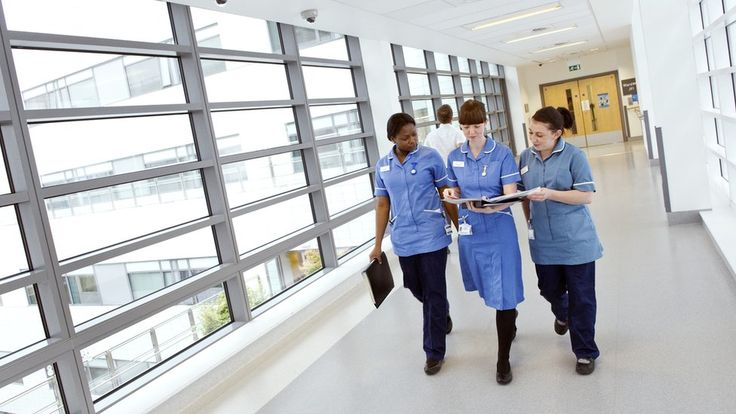 An official report suggests the NHS in England is short of thousands of staff - particularly nurses and midwives.