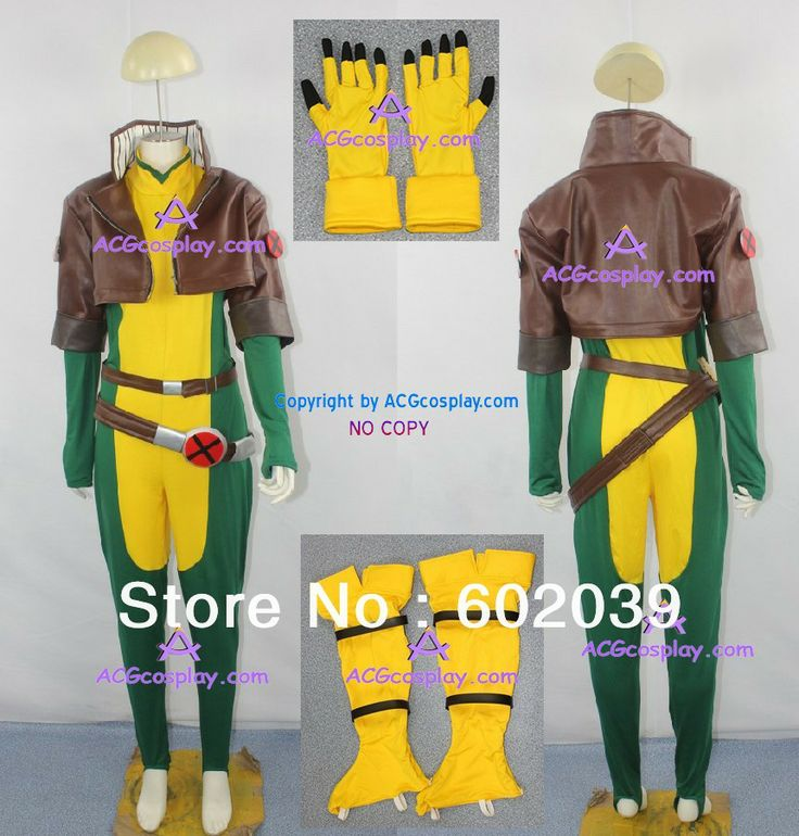 23 best easy female cosplay ideas images on pinterest costume x men rogue cosplay costume include faux leather jacket and belts props 13999 rogue costumerogue cosplaydiy solutioingenieria Images