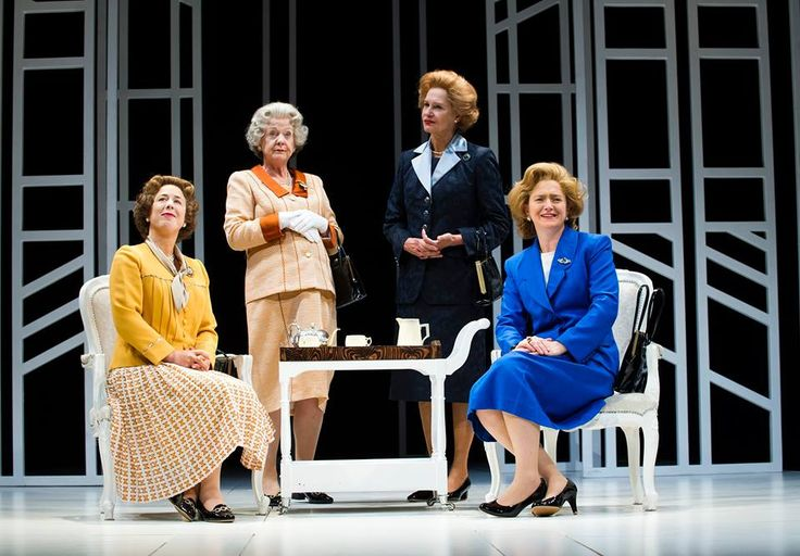 The hands of power ~ A fascinating relationship between two leading ladies takes centre stage... #locallife #onstage #theatre #review #Guildford #Surrey