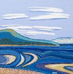 'Baie de Tadoussac' by Annabelle Jane Murray. The magic between where salt…