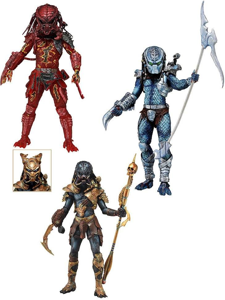 Predators Movie Series 10 Complete Series - The Movie Store