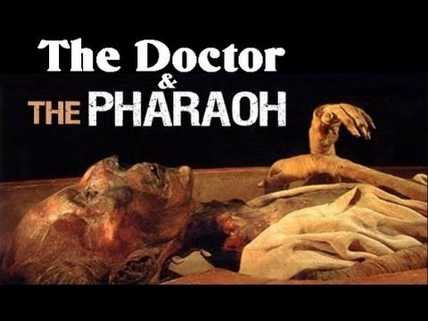 The Doctor and the Pharaoh║Qur'an & Science ║ Dr Maurice Bucaille