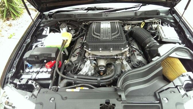 2012 FPV GT 5.0 V8 Supercharged Coyote