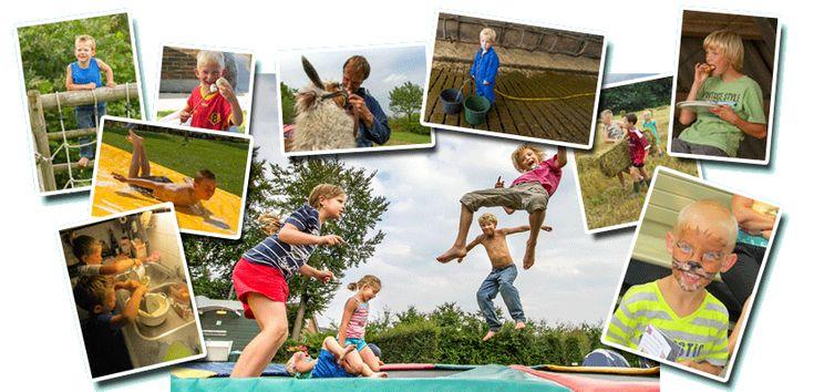 Camping De Speelhoeve :: Kamperen én spelen op de boerderij! (Sinderen/Varsseveld/Achterhoek)