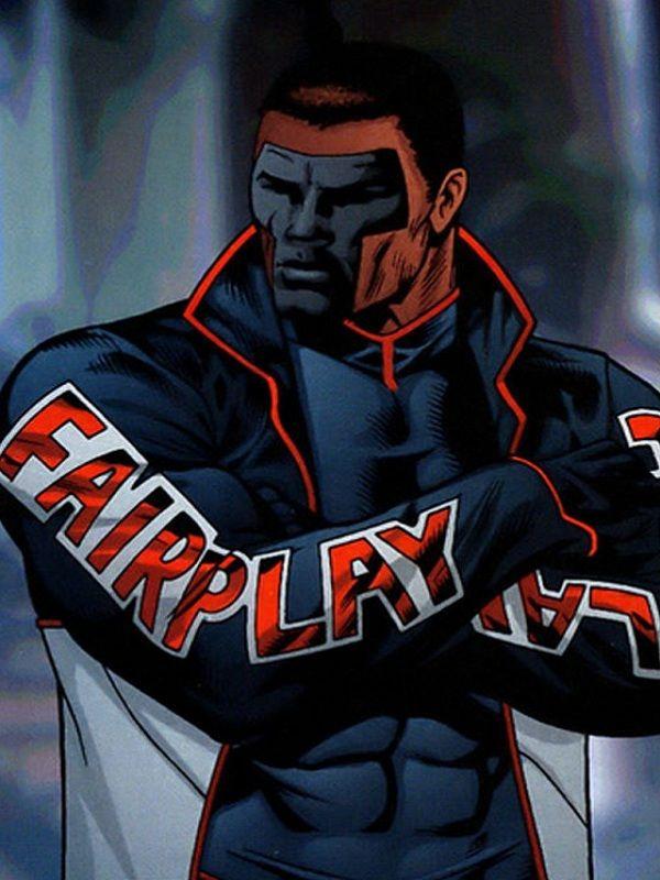 Mister Terrific Fair Play Jacket | Top Celebs Jackets