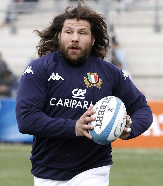 Martin Castrogiovanni Photos: Argentina v Italy - Rugby Test Match