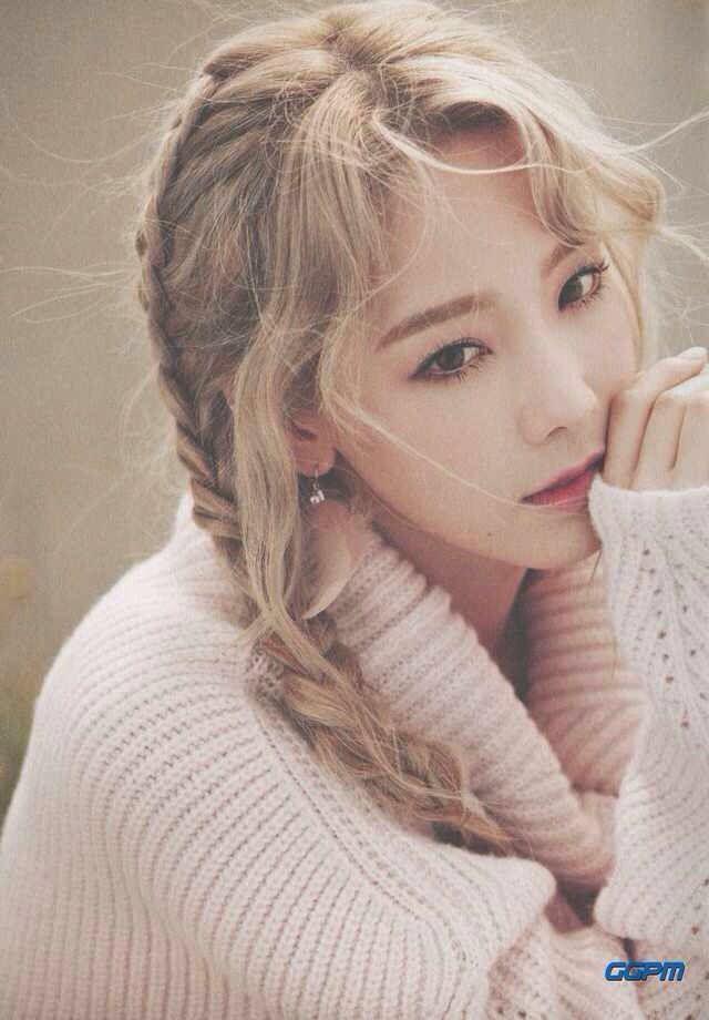 151008 SNSD Taeyeon First Solo Album