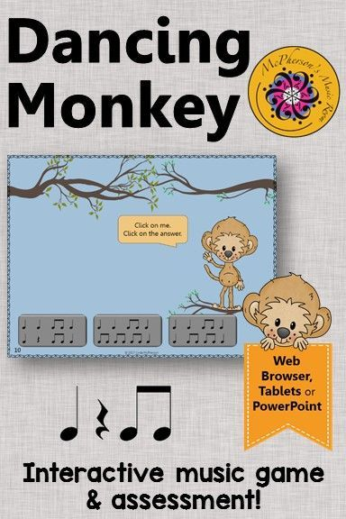 Fun elementary music rhythm game! Excellent resource and easy activity to add to lesson plans!