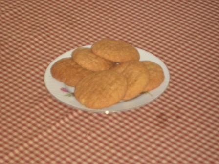 Apple cookies - soft and delicious