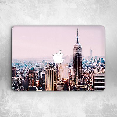 Empire State Hard Cover Case For Apple Macbook Pro Retina Air 11 12 13 15