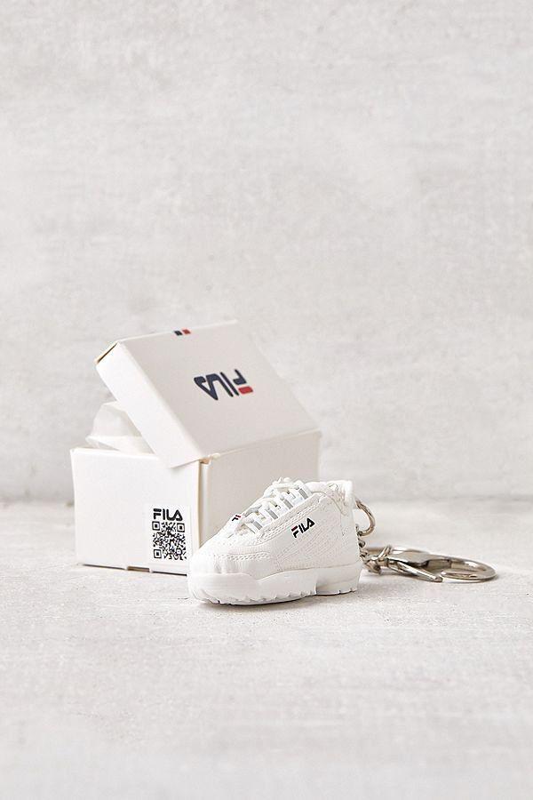e57c24d7e FILA UO Exclusive Sneaker Keychain
