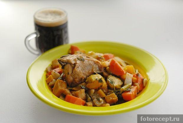 Ирландское рагу Благодаря Дж.К.Джерому мы знаем, что ирландское рагу (Irish stew) – это блюдо из всего, что попалось под руку. Можно даже добавить в него водяную крысу, если найти прец...