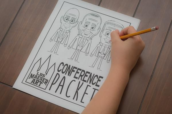 Download our FREE 2017 April LDS General Conference Activity Packet.  Help keep the kids interested in conference with these fun coloring pages and activities.    #ldsconf #sharegoodness #efy