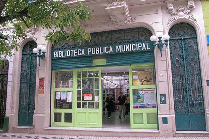 Biblioteca Miguel Cané (Carlos Calvo 4319, Boedo, Buenos Aires): Jorge Luis Borges trabajó allí de 1937 a 1946.