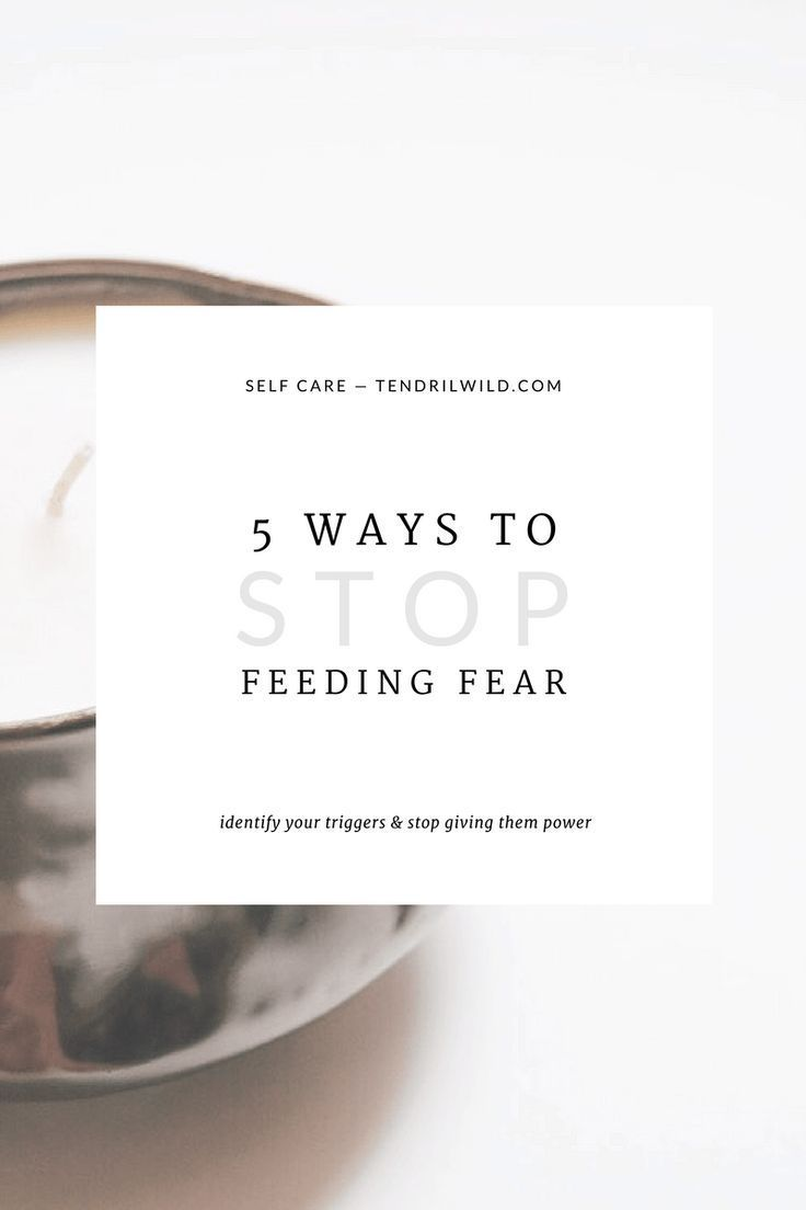 Nothing great ever happens in your comfort zone. What is something you've been too fearful to do? How can you break out of that place of safety? Keep reading to learn how to identify your fear triggers and stop giving them power.