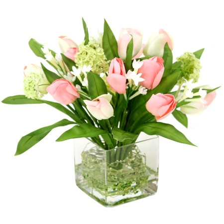 16 best images about Tulip Arrangements on Pinterest  Canada, Flower shops and Joss and main