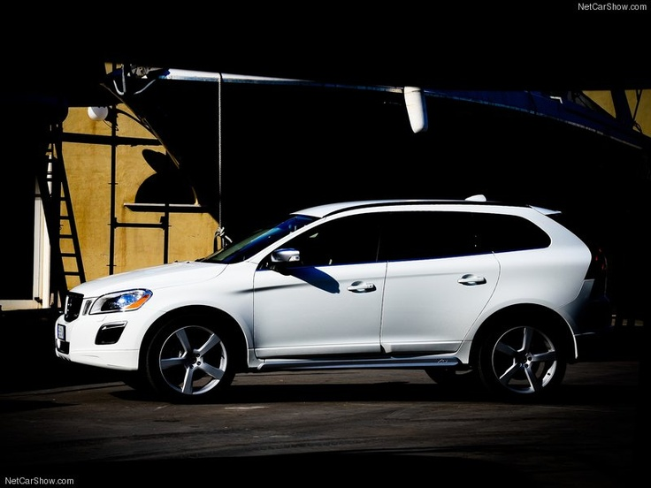 #2 Car Choice for Volvo Joyride - Volvo XC60 R-Design in White #VolvoJoyride