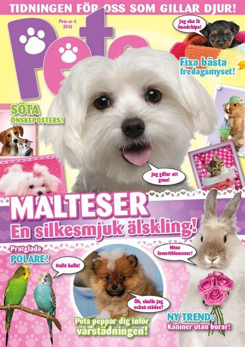 Abonner på Pets fra Bladkongen. Om denne nettbutikken: http://nettbutikknytt.no/bladkongen-no/