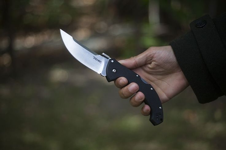 Cold Steel Talwar 21TTL Tactical Folding Knife Review | More Than Just Surviving | Survival Blog | Preppers & Survivalists | Gear & Knives