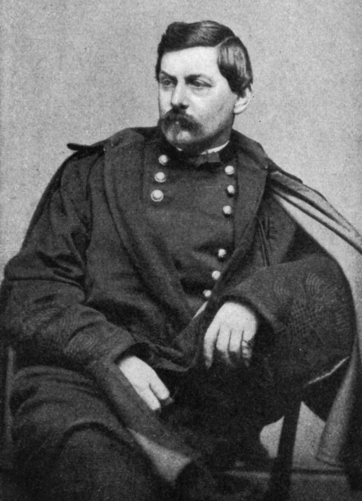 37 Best images about George McClellan Biography on ...