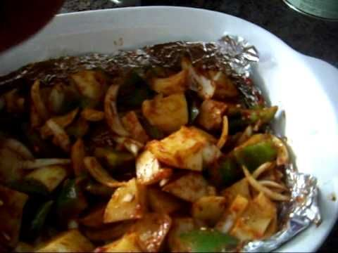 Capsicum masala curry, Bell peppers curry, shimla mirch recipe