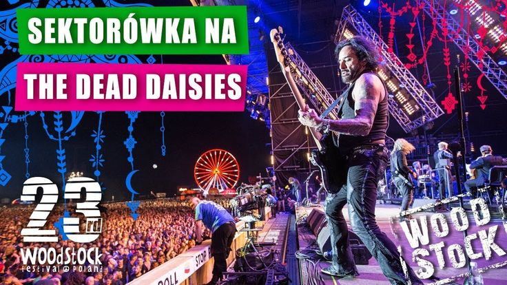 The Dead Daisies #Woodstock2017