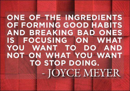 YES, Joyce Meyer