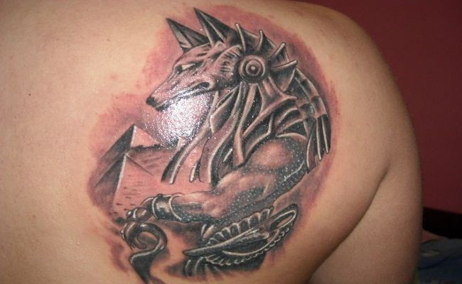 30+ Anubis Head Tattoos Design And Picture Ideas