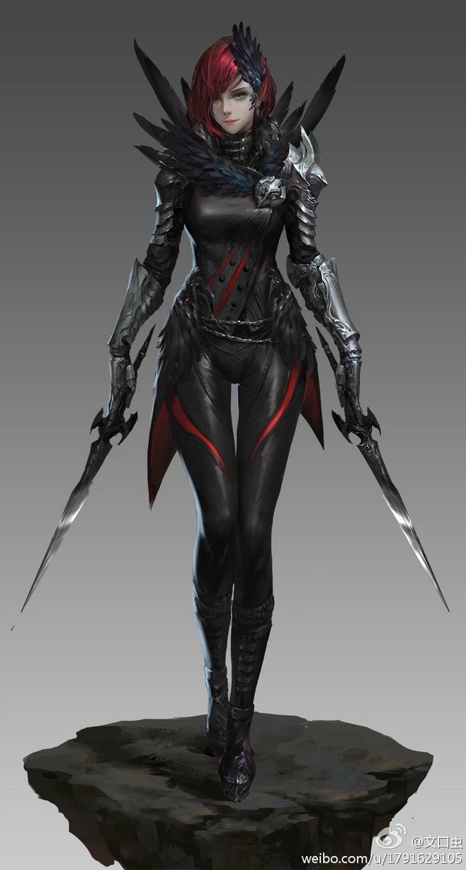 794 best Female rogue/monk/assassin images on Pinterest ...