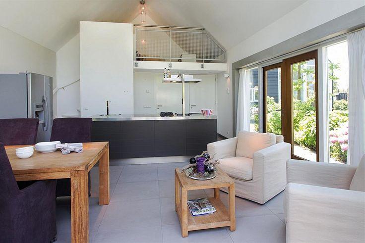 Eigentijdse woning Oud-Alblas  Meer interieur-inspiratie? Kijk op Walhalla.com