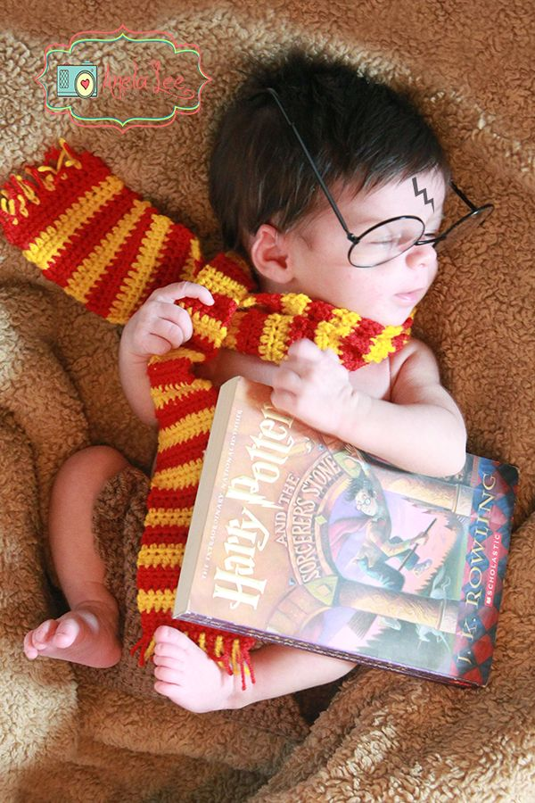 Harry Potter Baby! www.anelalee.com www.facebook.com/anelaleephotography