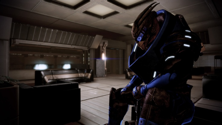 "Dead End Thrills | Archive for Mass Effect 2 - ""Silent Assassin"""