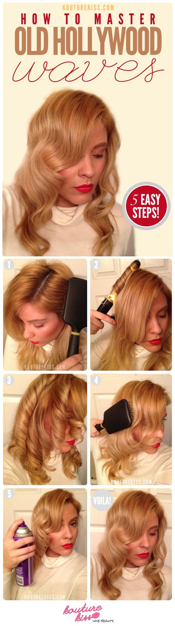 Best 25 easy vintage hairstyles ideas on pinterest tuck and 13 interesting tutorials for everyday hairstyles solutioingenieria Image collections