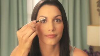 Creating Beautiful Brows: Ardell's brow brush is a great drugstore find.